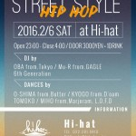 StreetStyle Hip hop-20160206