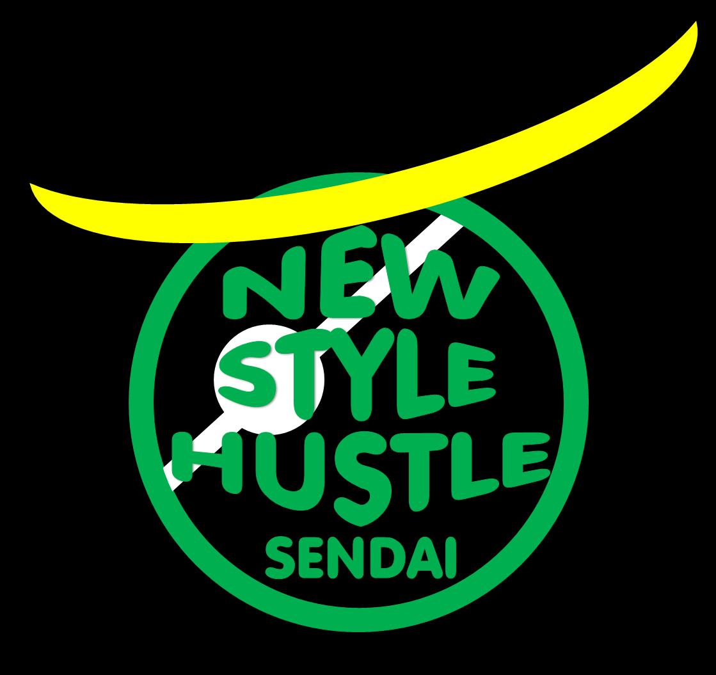 NEW STYLE HUSTLE SENDAI Black,ニュースタイルハッスル